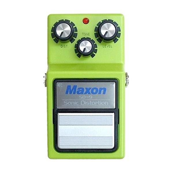 Maxon SD-9 Sonic Distortion Pedal