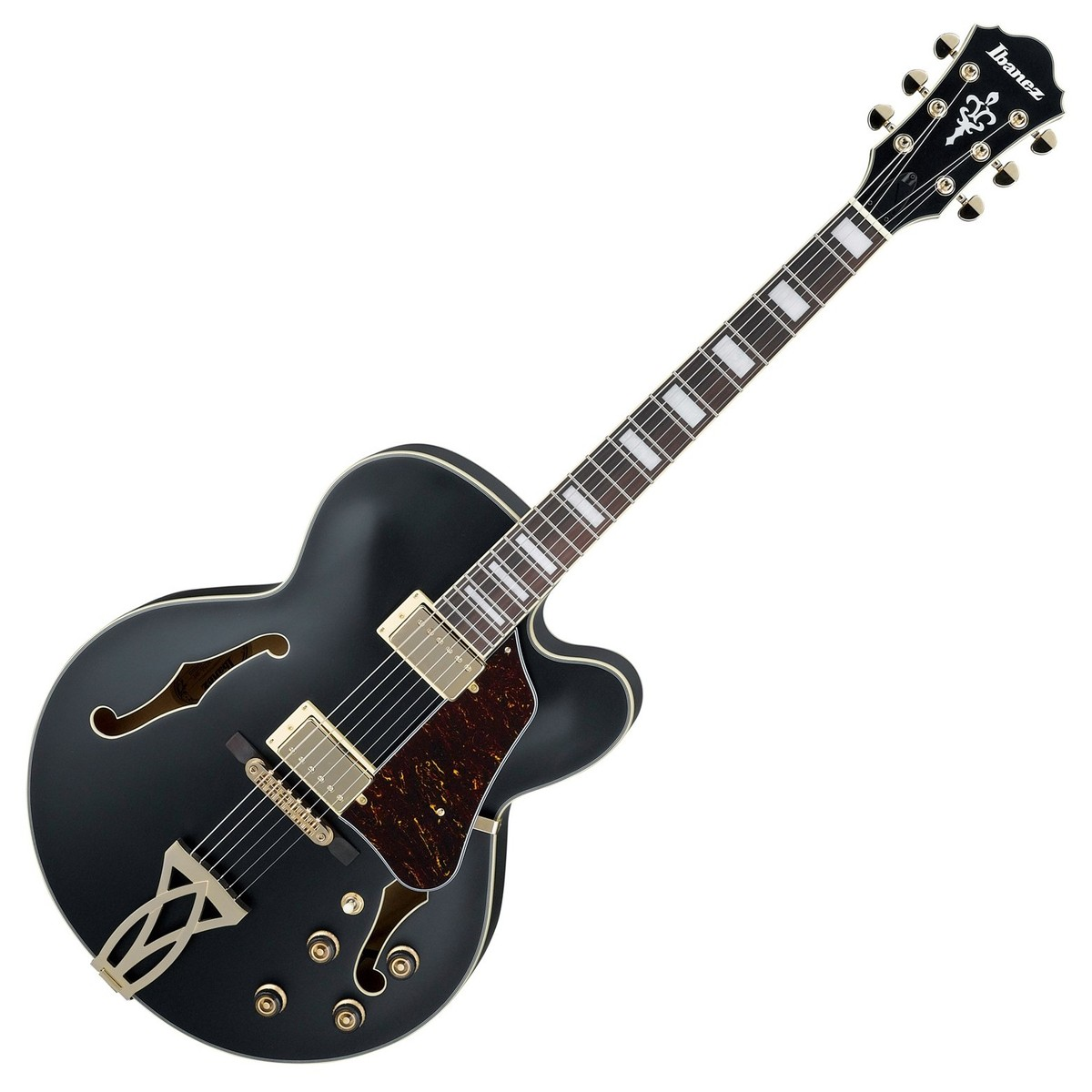 Click to view product details and reviews for Ibanez Af75g Artcore Semi Acoustic Guitar Black Flat.
