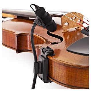 Violin Clip for SubZero Instrument Microphone