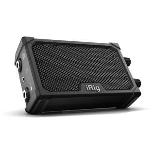 IK Multimedia iRig Nano Amp - Front Angled