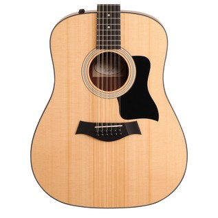 Taylor 150e Dreadnought Electro Acoustic Guitar, Natural