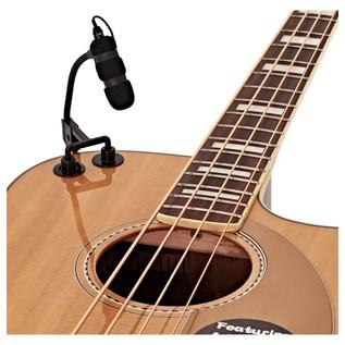 Guitar Clip for SubZero Instrument Microphone