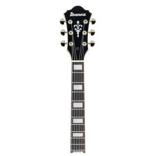 Ibanez AF75G Artcore Semi Acoustic Guitar, Black Flat