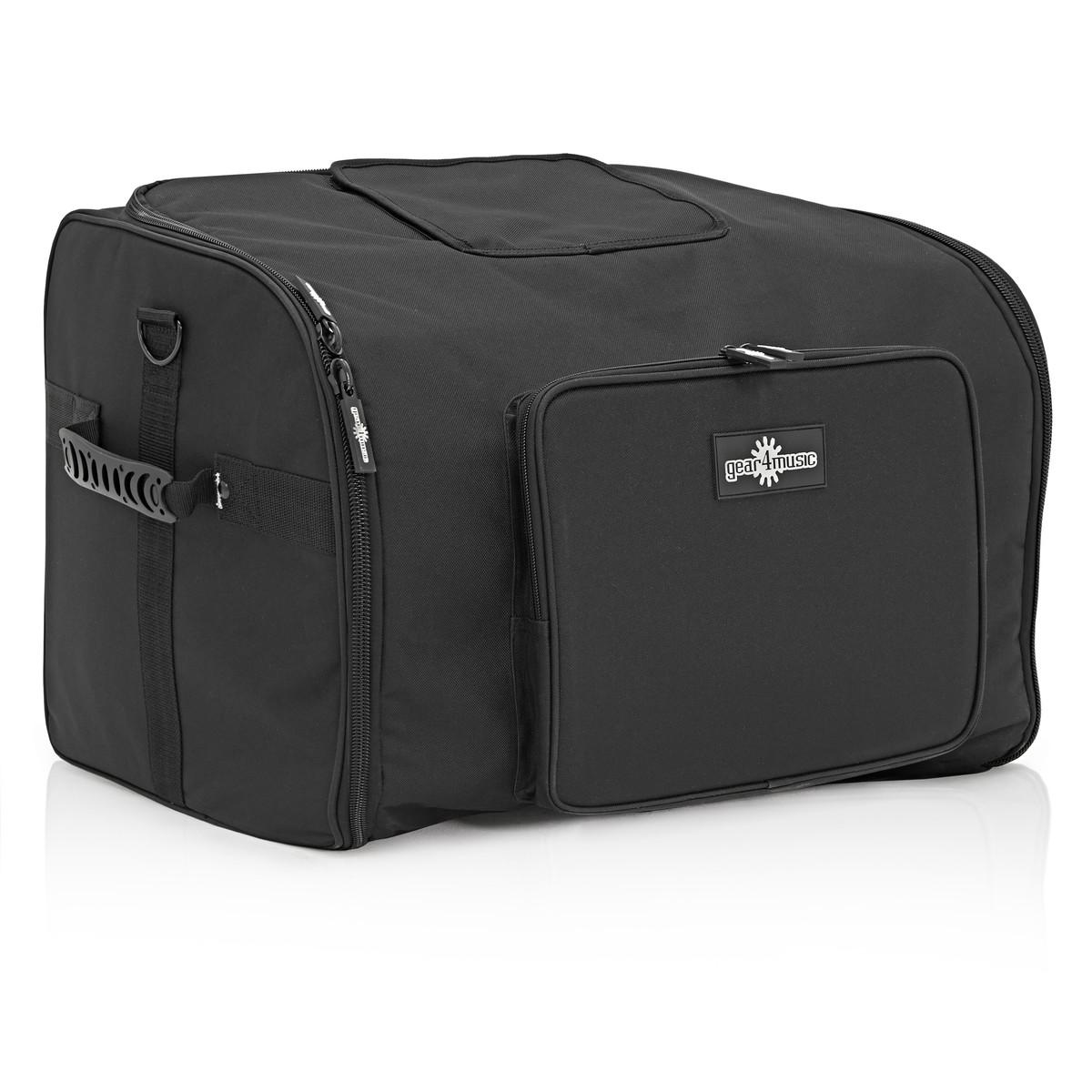 12 Inch PA Speaker Bag by Gear4music - B-Stock