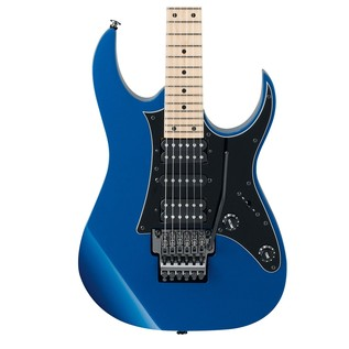 Ibanez RG655M Prestige Electric Guitar, Cobalt Blue Metallic Close View