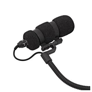SubZero SubZero Clip On Instrument Microphone + Suction Pad Clip