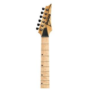 Ibanez RG721MSM Premium Electric Guitar, Natural Flat Neck