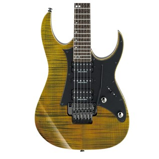Ibanez RG950WFMZ Premium Electric Guitar, Tiger Eye Close Up