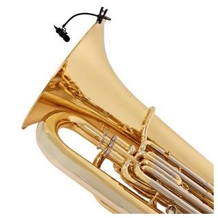 Universal Clip for SubZero Instrument Microphone