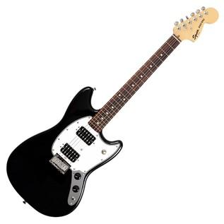 Squier Bullet Mustang Electric Guitar, Black