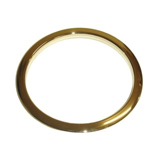 Bass Drum O's Sound Hole Ring Brass 5