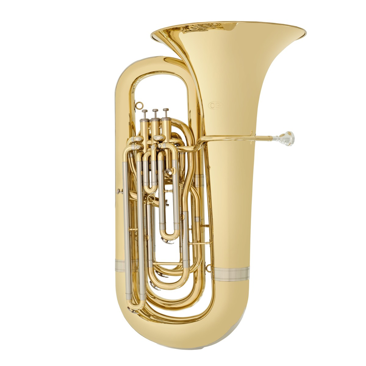 Coppergate Professional 4 Valve Bb Tuba By Gear4music At