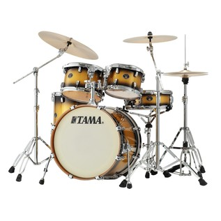 Tama Silverstar Sehll Pack Vintage Gold Duco