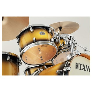Tama Silverstar Vintage Gold Duco