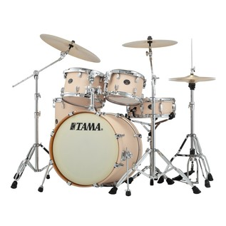 Tama Silverstar Matte Copper sparkle shell pack