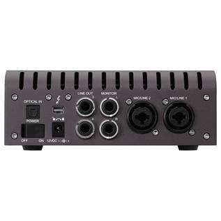 Universal Audio Apollo Twin Duo MKII Audio Interface - Rear