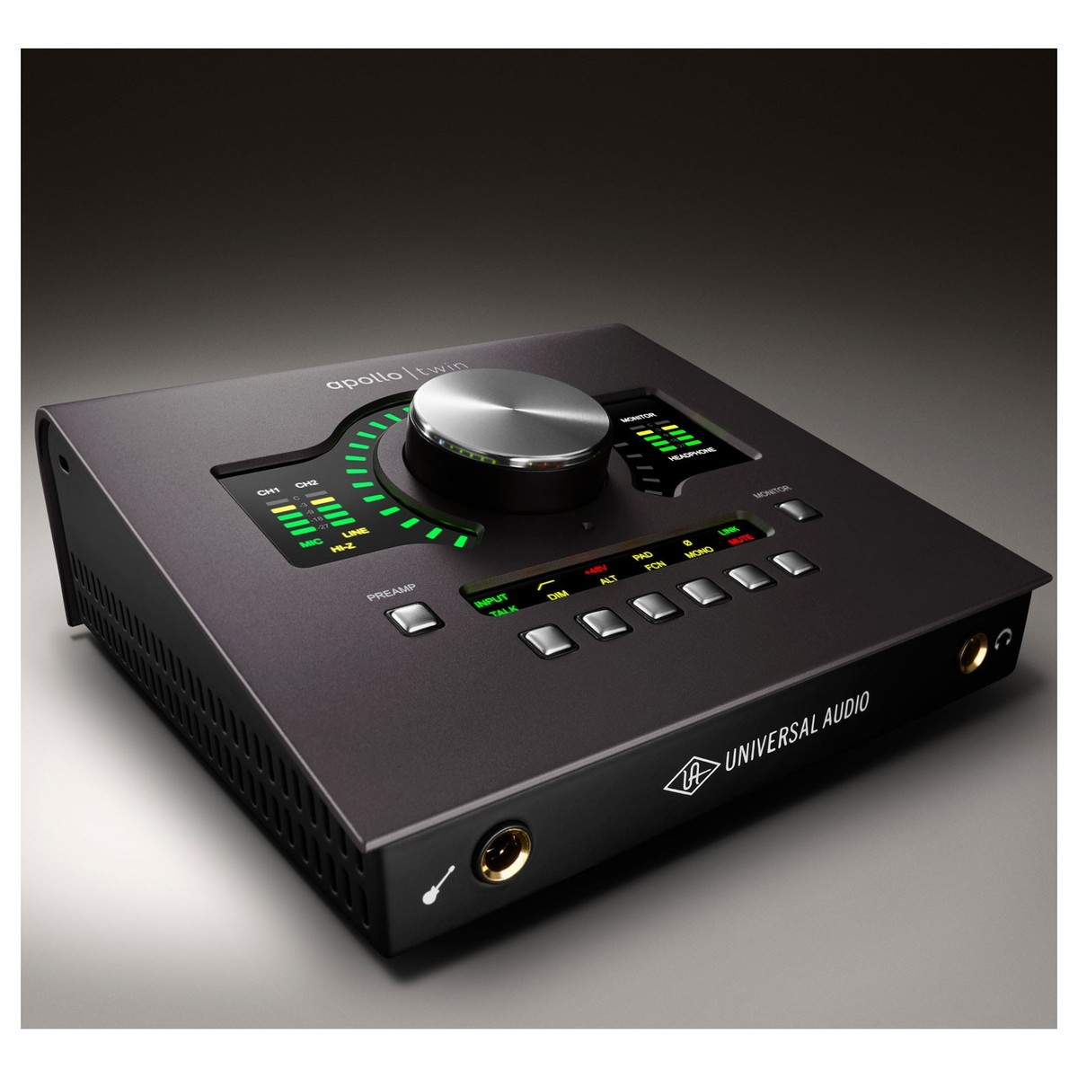 Universal Audio Apollo Twin Duo MkII, Thunderbolt
