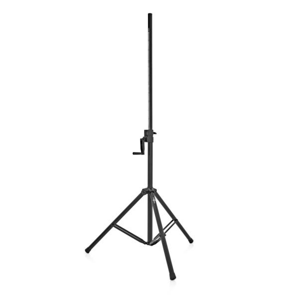 Wind Up / Winch Speaker Stand by Gear4music, Single
