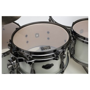 Tama Superstar satin arctic pearl rack tom