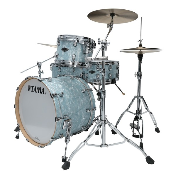 Tama starclassic Performer shell kit ice blue pearl