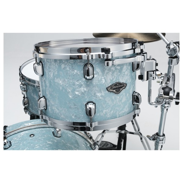 Tama starclassic Performer shell pack ice blue pearl
