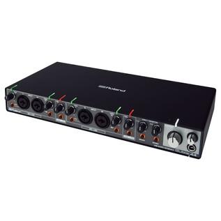 Roland Rubix44 USB Audio Interface - Angled