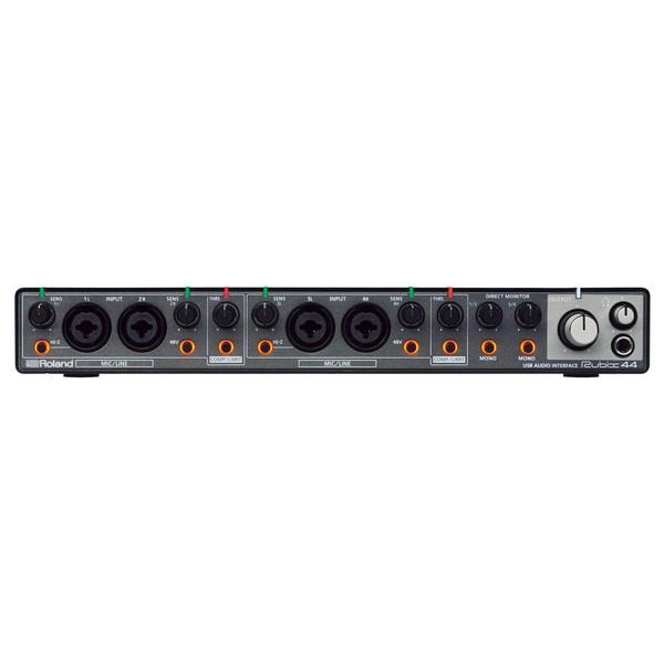 Roland Rubix44 Audio Interface - Front
