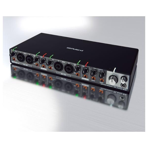 Roland Rubix44 USB Interface - Angled With Background