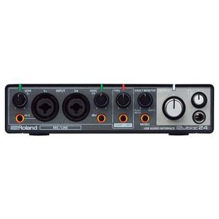 Roland Rubix24 Portable Audio Interface - Front