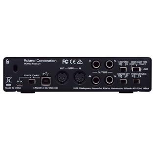 Roland Rubix24 Studio Audio Interface -