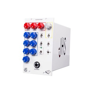 JHS Pedals Lunchbox 500 Series Colour Box Outboard Preamp/EQ