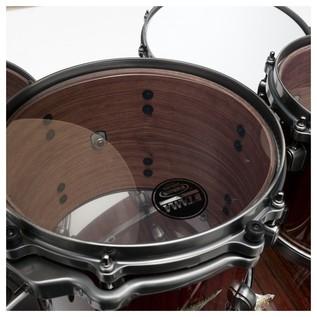 Tama Starclassic Bubinga 22'' Shell Pack drums