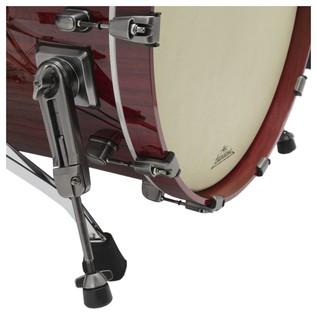 Tama Starclassic Bubinga Shell Pack bass drum