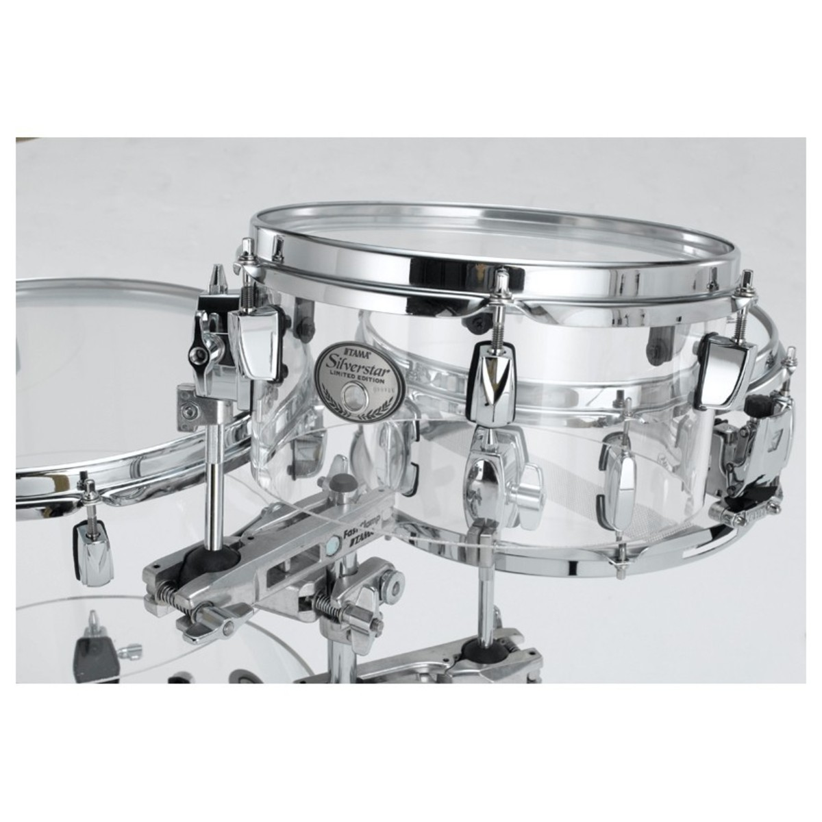 tama silverstar mirage cocktail 16 39 39 4pc kit crystal ice at gear4music. Black Bedroom Furniture Sets. Home Design Ideas