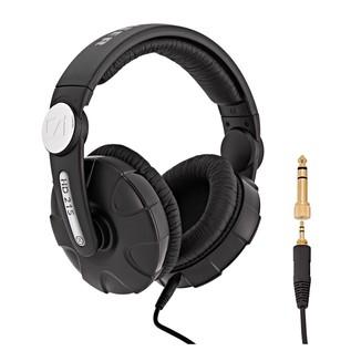 Sennheiser HD 215 II Closed DJ Headphones
