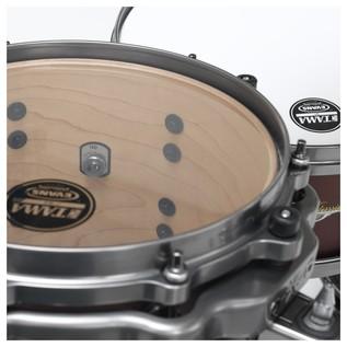 Tama Starclassic Maple Shell Pack evans drum heads
