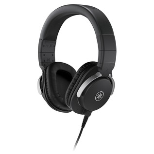 Yamaha HPH-MT8 Studio Monitor Headphones - Angled