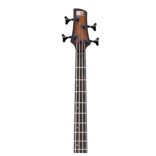 Ibanez SRH500 Semi Hollow Bass Guitar, Dragon Eye Burst Flat