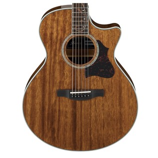 Ibanez AE245 Mahogany Electro Acoustic Guitar, Natural High Gloss Body