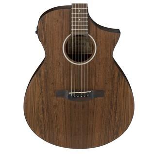 Ibanez AEWC31BC Mahogany Electro Acoustic Guitar, Open Pore Natural Body