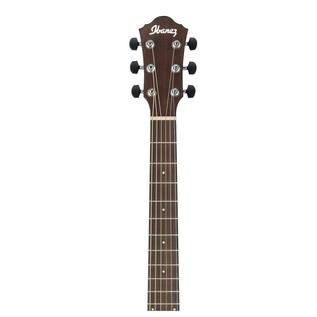 Ibanez AEWC31BC Mahogany Electro Acoustic Guitar, Open Pore Natural Neck