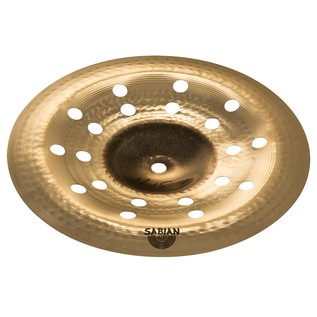 "Sabian AA 10"" Mini Holy China Brilliant Bottom View"
