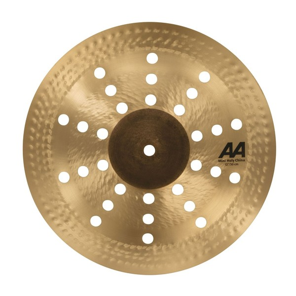 "Sabian AA 12"" Mini Holy China"