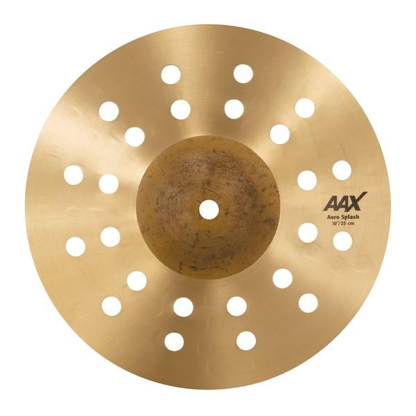 """Sabian AAX 10"""" Aero Splash Cymbal"""