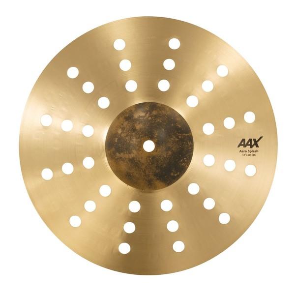 """Sabian AAX 12"""" Aero Splash Cymbal"""