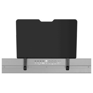 SL Magnetic Music Stand for SL88 Grand and SL88 Studio - Mounted Rear