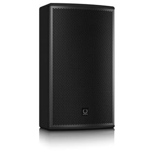 Turbosound NuQ122 Loudspeaker, Black - Angled