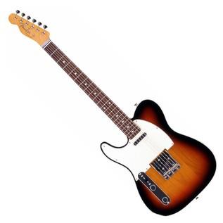 Fender FSR Classic 60s Tele Custom Left Handed Guitar, Sunburst