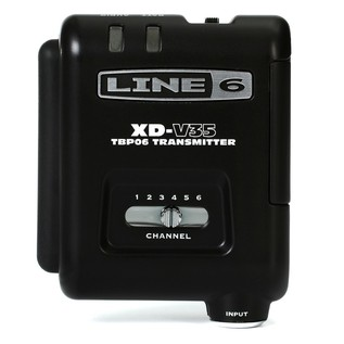 Line 6 V35BP 6-Channel Bodypack Transmitter