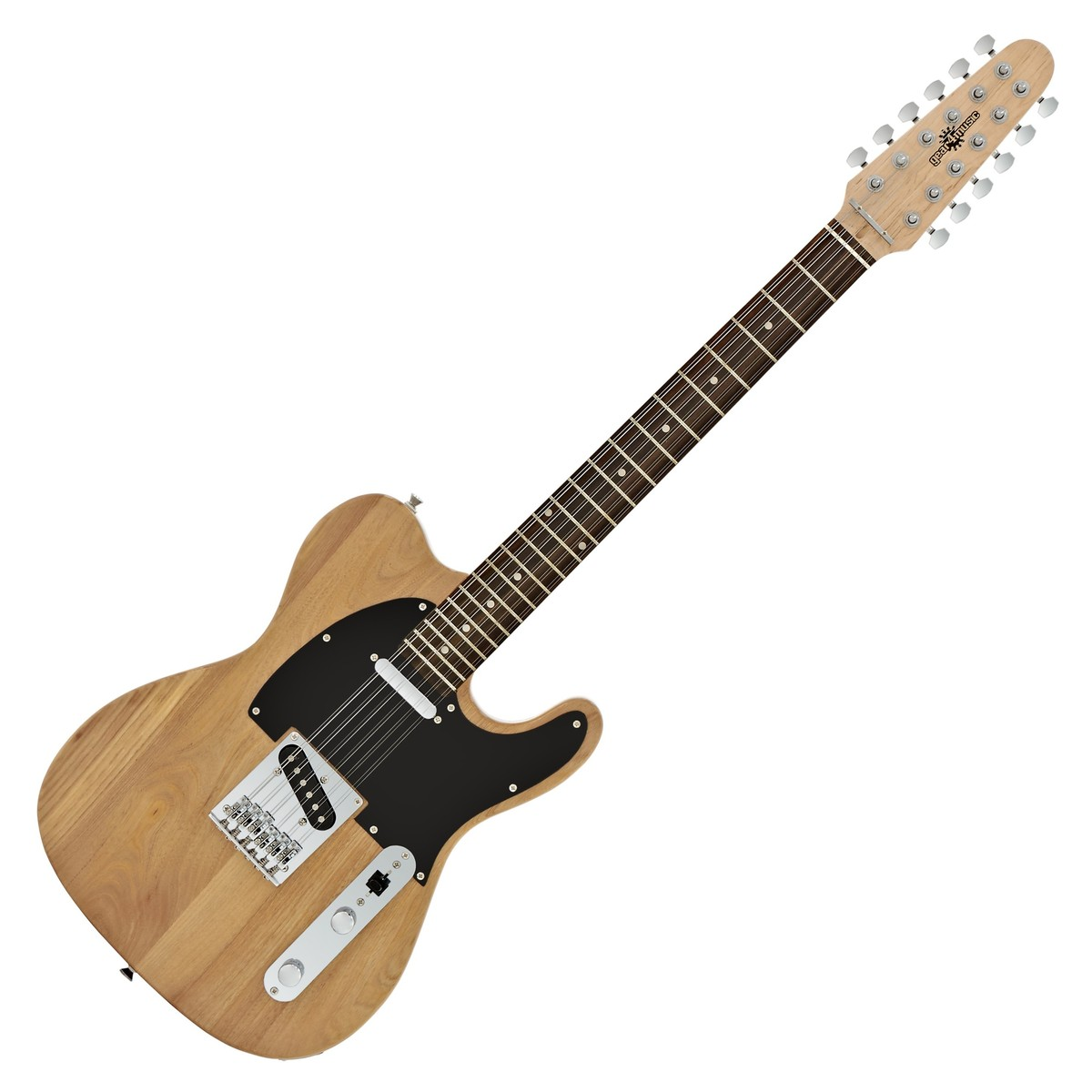 knoxville deluxe 12 string electric guitar by gear4music b stock at gear4music. Black Bedroom Furniture Sets. Home Design Ideas
